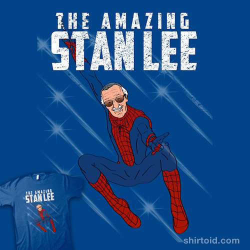 The Amazing Stan Lee