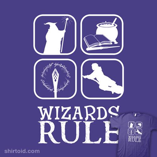 Wizards Rule