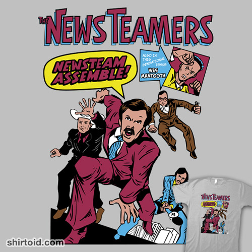 The NewsTeamers