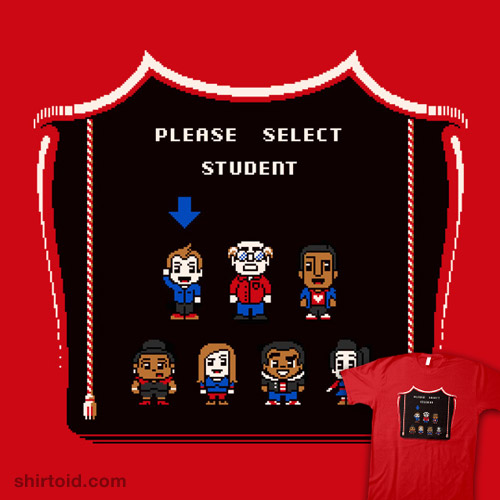 Please Select Student!