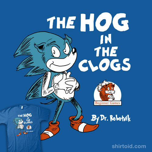 The Hog In Clogs