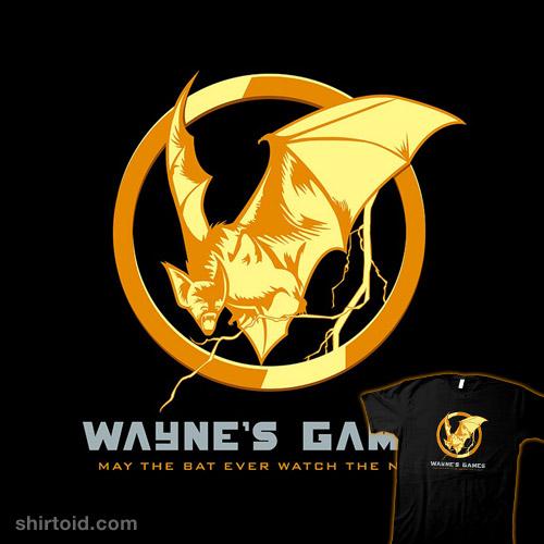 Wayne's Games
