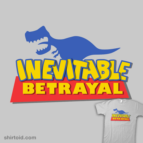 A Story of Inevitable Betrayal