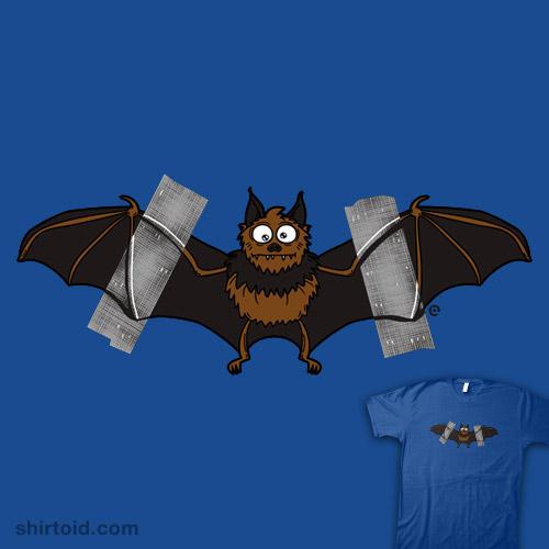 Do-It-Yourself Bat Logo