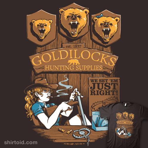 Goldilocks Hunting Supplies