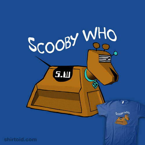 Scooby Who
