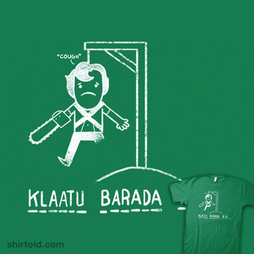 Klaatu Barada N…Cough