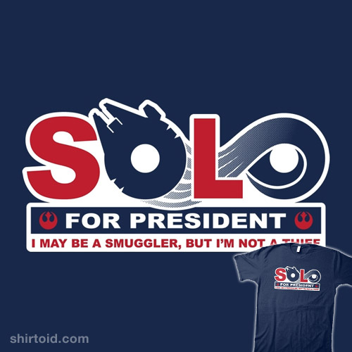 Solo for President