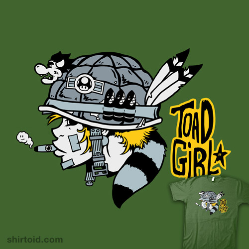 Toad Girl