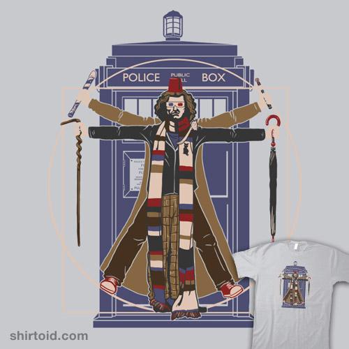 Vitr-Whovian Doctor