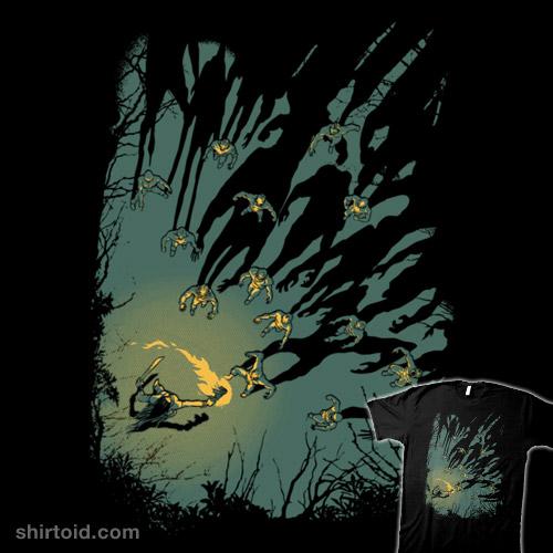 Zombie Shadows