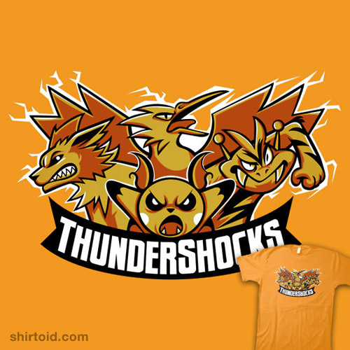Team ThunderShocks
