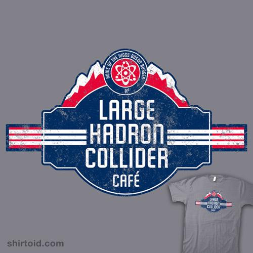 LHC Cafe