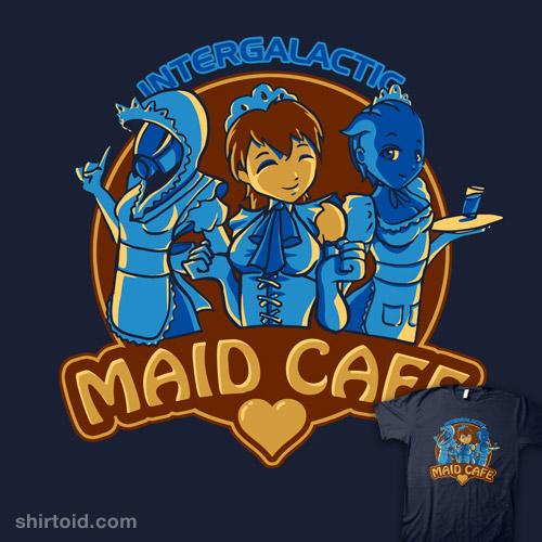 Intergalactic Maid Cafe