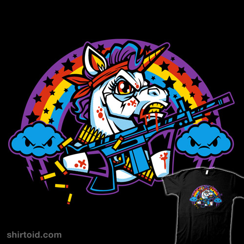 Rainbo: First Blood