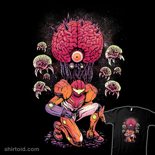 mother brain metroid - photo #11
