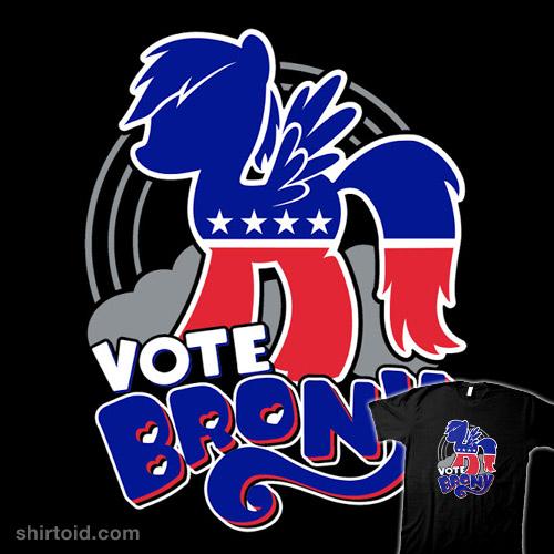 Vote Brony