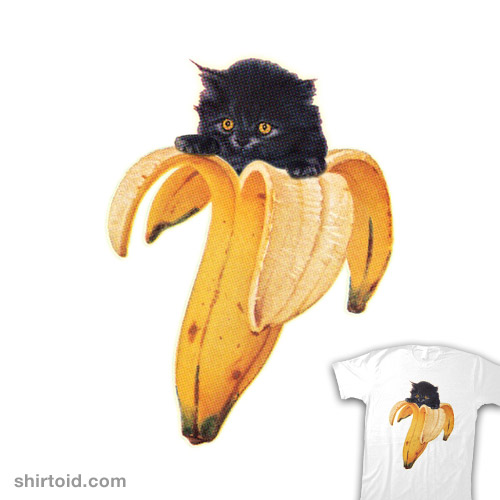 Banana Kitty