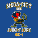 Mega-City One Judgin' Jury