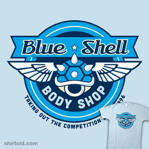 Blue Shell Auto Body