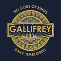 No Gods or Kings, only Timelords