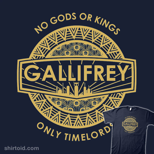 Only Timelords