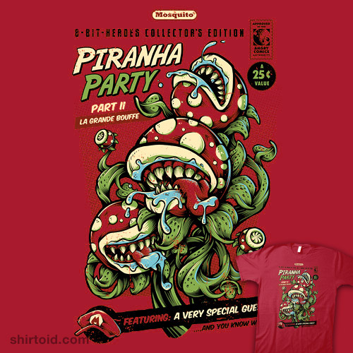 Piranha Party
