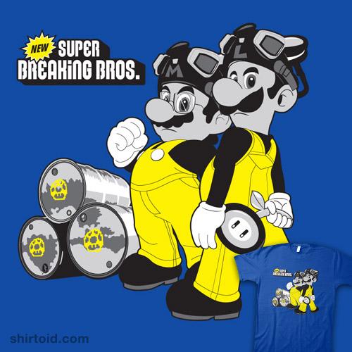 Super Breaking Bros.