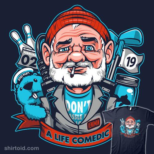 A Life Comedic