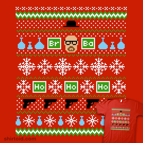Breaking Bad Christmas
