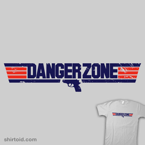 Into the Danger Zone