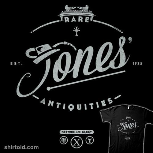 Jones' Rare Antiquities