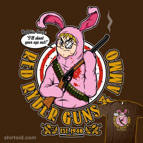 Red Ryder Guns & Ammo