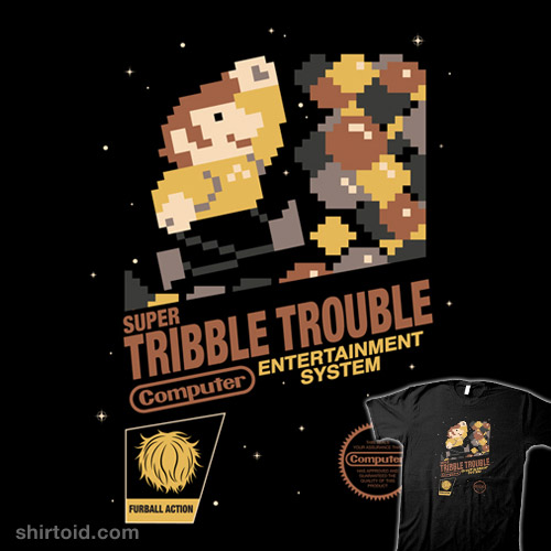 Super Tribble Trouble