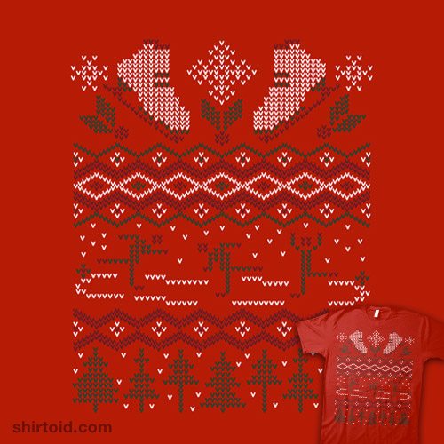 Ugly Holiday Sweater 2008