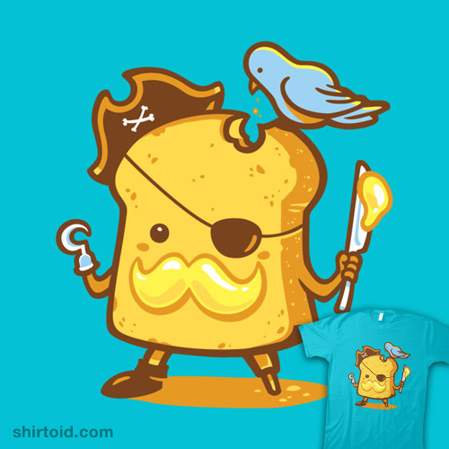 Bread 'n' Butter Pirate