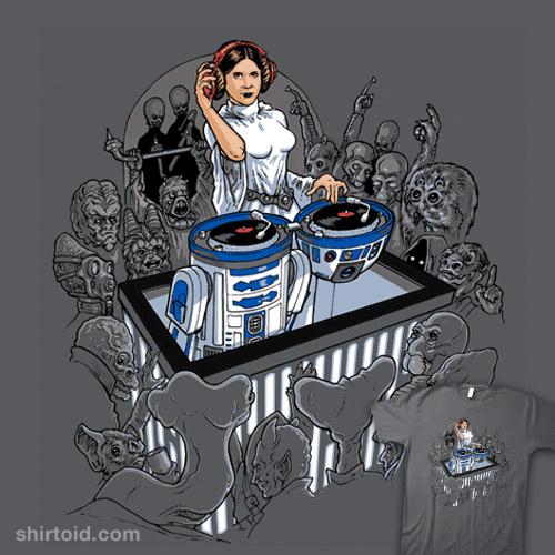 DJ Leia