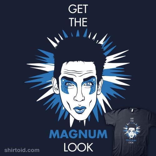 Get the Magnum Look