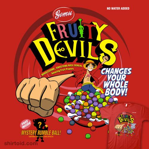 Fruity Devils