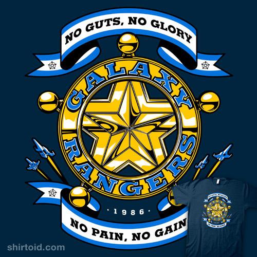 No Guts, No Glory