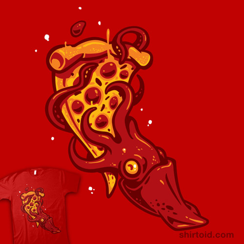 Pizza Kraken