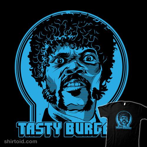 Tasty Burger!