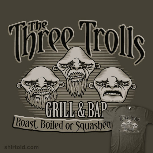 The Three Trolls
