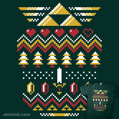 Triforce Holiday