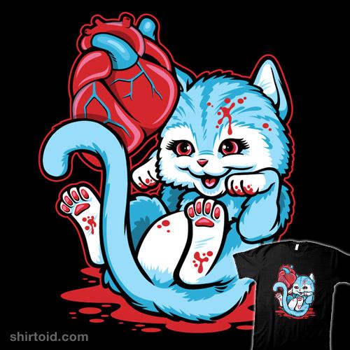 Cat Got Your Heart?