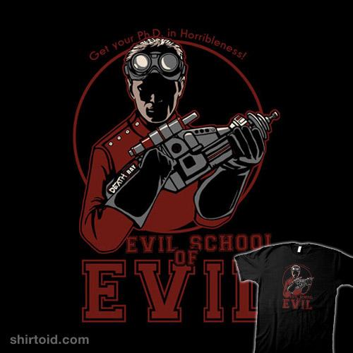Evil School of Evil