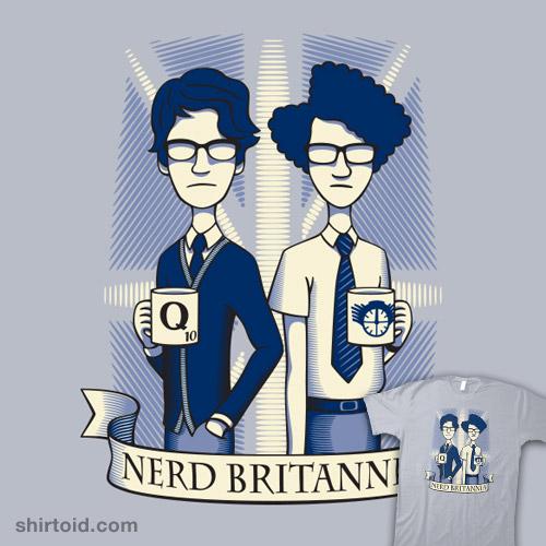 Nerd Britannia