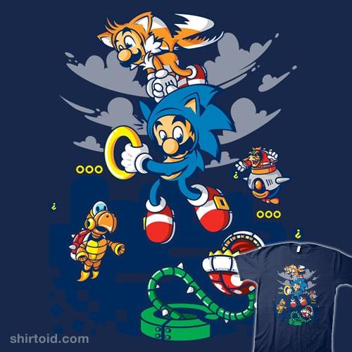 Super Sonic Bros