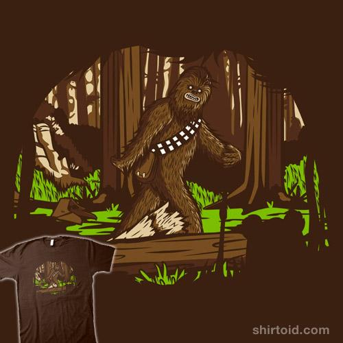 The Bigfoot of Endor