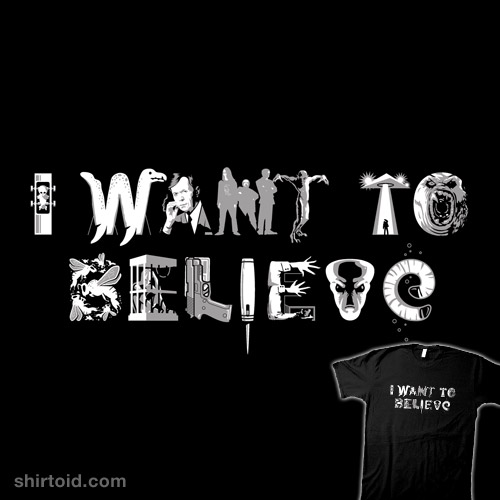 X-Philes – I Want 2 Believe